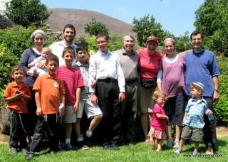 Barry Lifschitz Family