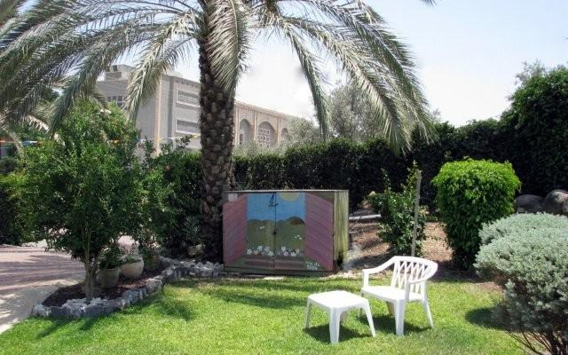 garden-with-breslov-shul-in-background
